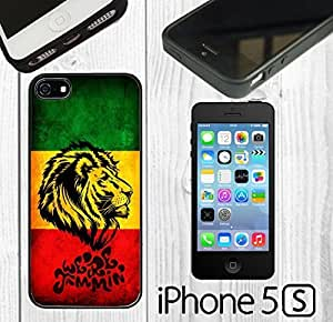 Cool Singer Rasta Lion Custom made Case/Cover/Skin For SamSung Galaxy S4 Mini Phone Case Cover -Black- Hard Case (Ship From CA)