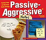 Passive-Aggressive Notes: Painfully Polite And Hilariously Hostile Writing! 2018 Boxed/Daily Calendar (CB0257)