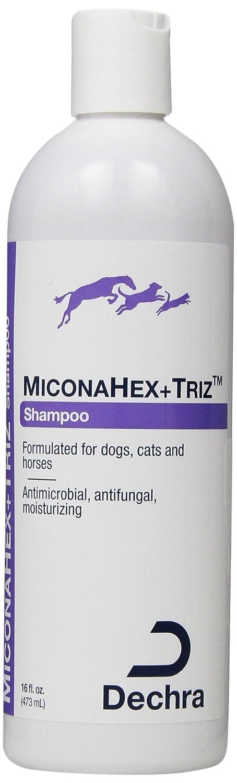 3. Dechra Miconahex + Triz Pet Shampoo
