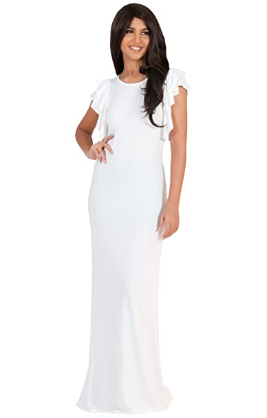 White Gowns for Women