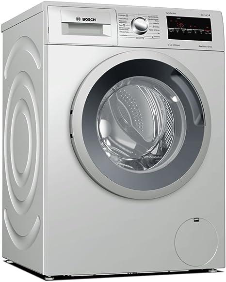 Bosch WAN2426XES Independiente Carga frontal 7kg 1175RPM A+++ ...