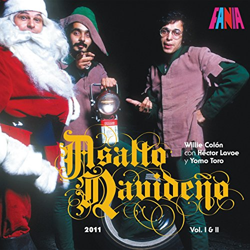 ... Asalto Navideño Deluxe Edition