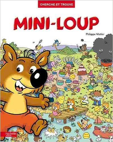 Lire un Cherche et Trouve Mini-Loup epub, pdf