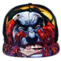 DC Comics Joker Face Blood Snapback
