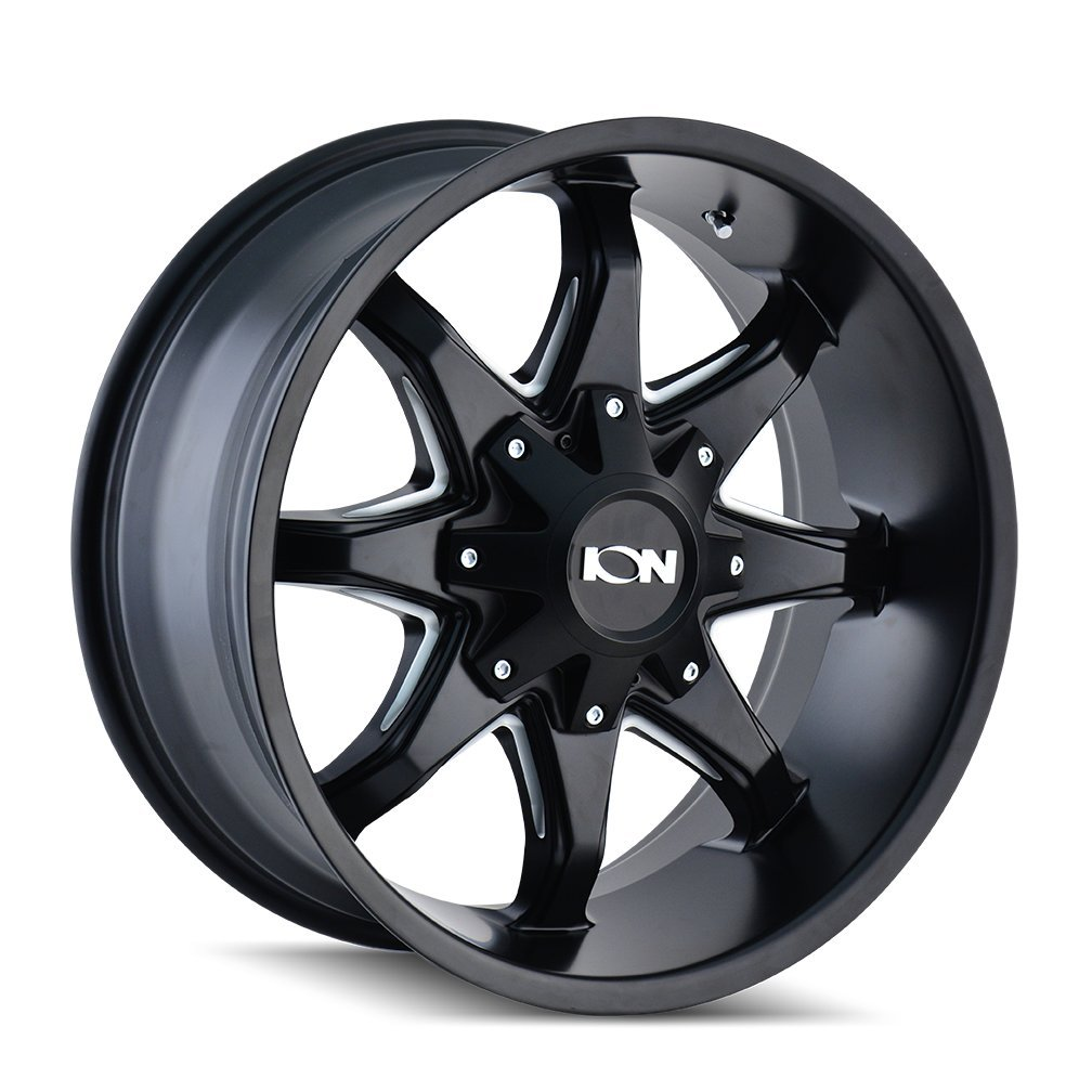Ion Alloy Style 181 Wheel with Painted Finish (20x9''/16x165.1mm)