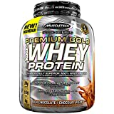 Best Protein Powder For Muscles - MuscleTech pro series whey protein powder, chocolate, 4 Review