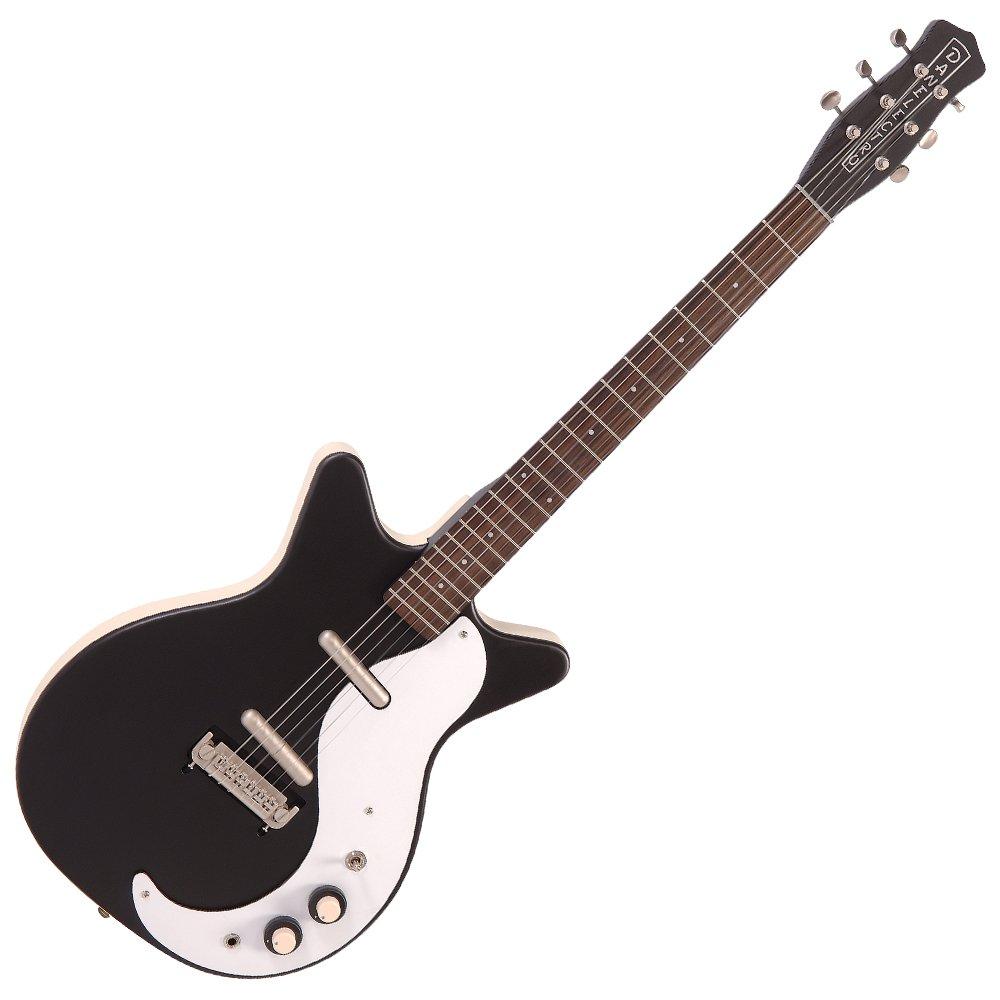 Danelectro 59 Modified Spec - Guitarra, color negro: Amazon.es ...