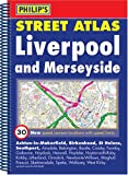 Philip's Street Atlas Liverpool and Merseyside: Spiral Edition (Philip's Street Atlases)