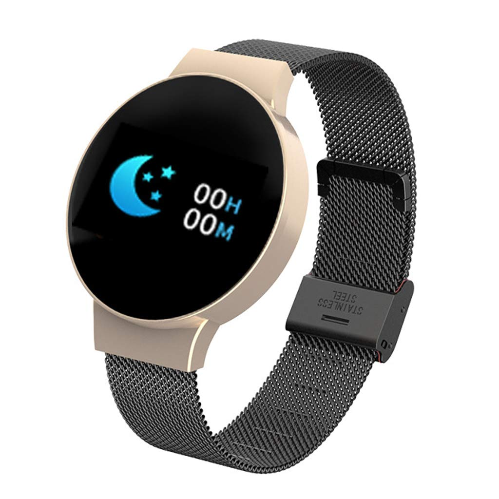 Amazon.com: Waterproof Smart Watch, R11 Smartwatch IP67 ...