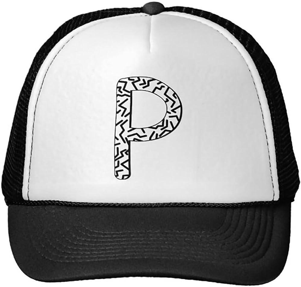 Goodaily Jaggy P Trucker Hat