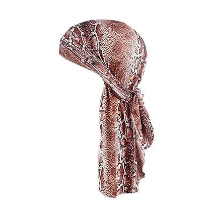 Sombrero largo de algodón con impresión de estilo indio para mujer ... dc287445a2c0