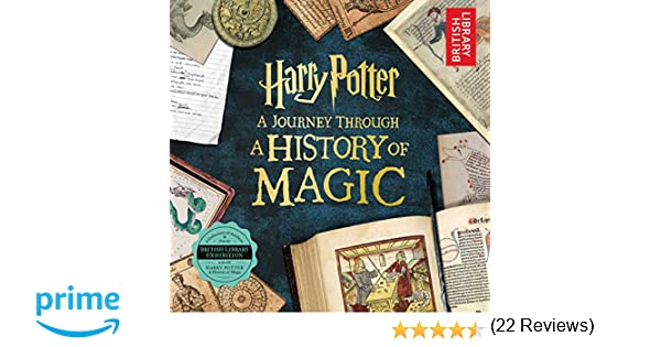 #9: Harry Potter: A Journey Through a History of Magic