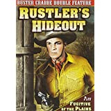 Crabbe, Buster Double Feature: Rustlers Hideout (1945) / Fugitive Of The Plains