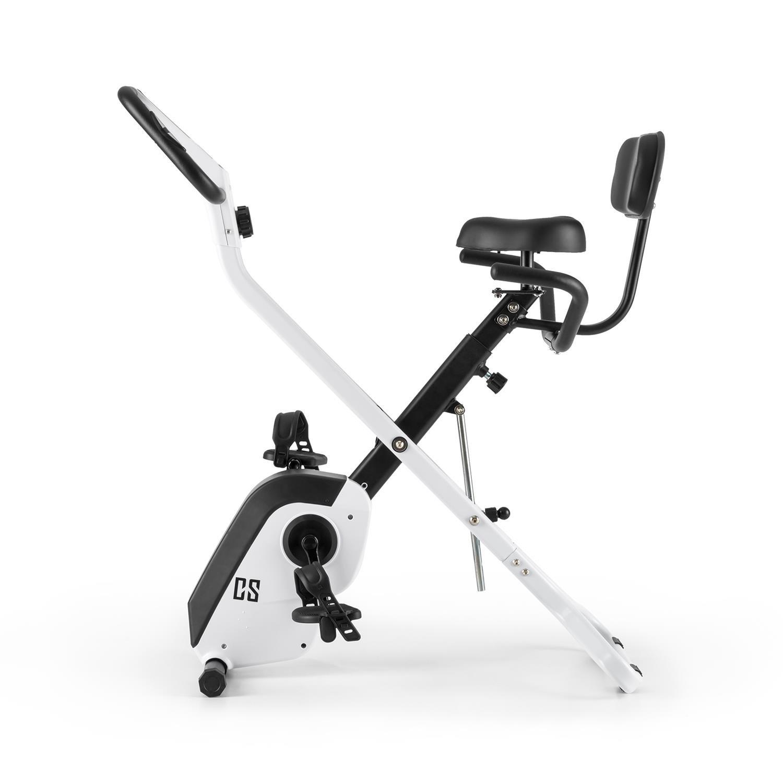 CapitalSports Azura X2 Bicicleta estática Plegable: Amazon.es: Deportes y aire libre