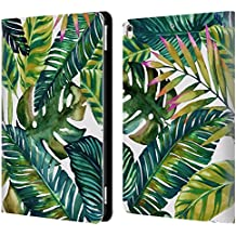 Official Mark Ashkenazi Tropical Leaves Banana Life Leather Book Wallet Case Cover For Apple iPad Pro 10.5 (2017)