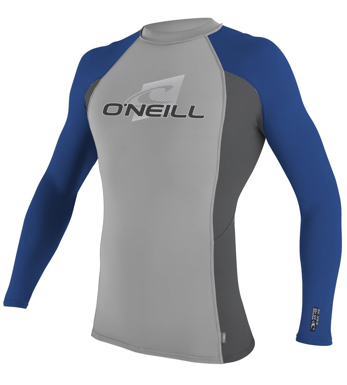 O'Neill(オニール) ウエットスーツ ベーシック スキン 長袖 クルー B00BB2EGSS 3L|ブルーグレー ブルーグレー 3L