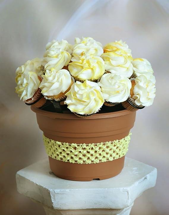 Amazon.com   Cupcake Rack Cupcake Bouquet Rack: Cupcake Stands