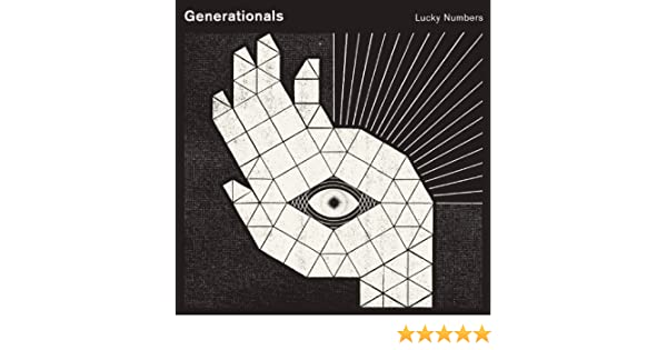 generationals lucky numbers mp3