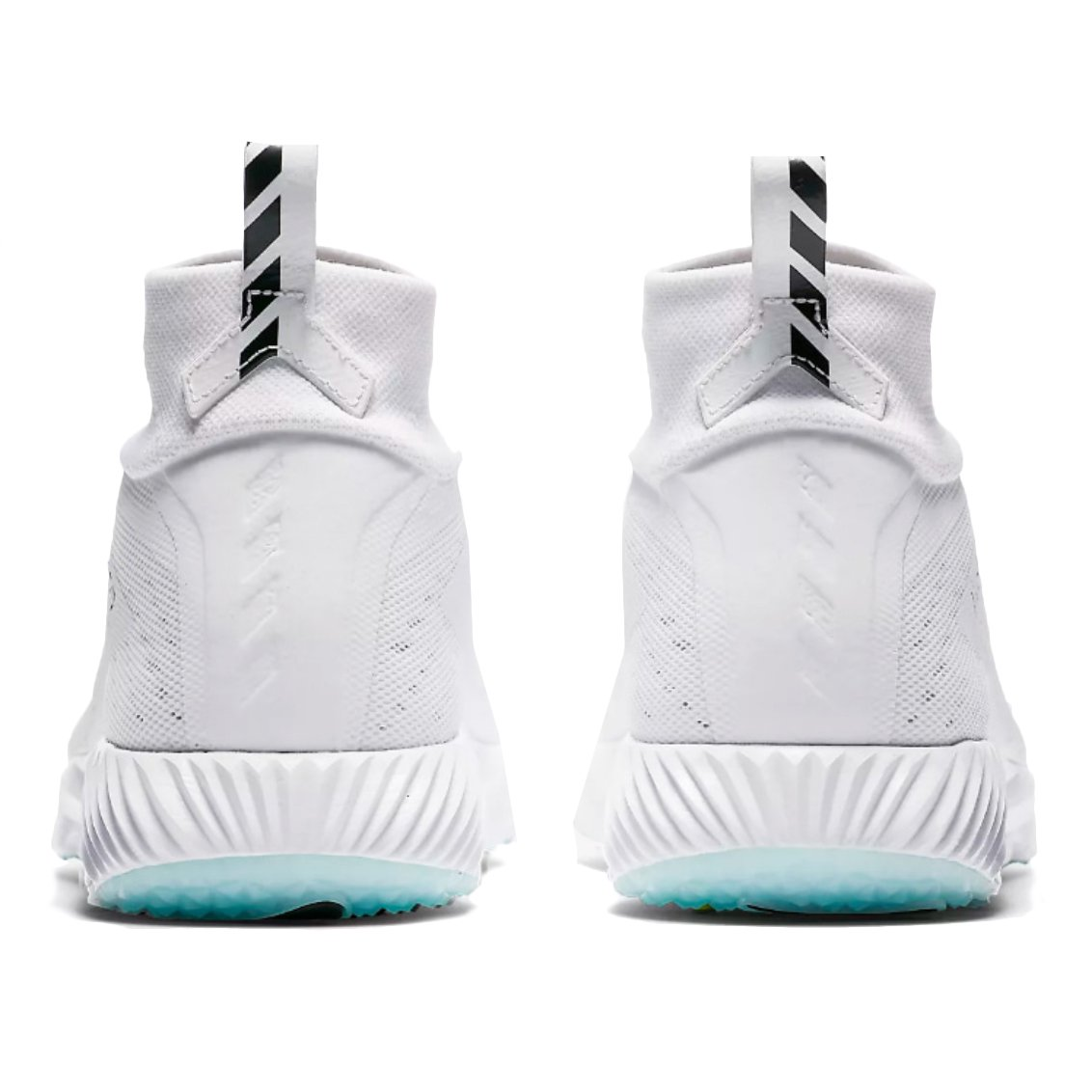 6135552d0d Amazon.com | Nike Vapor Untouchable Speed Turf 2 Mens 917169-100 Size 18  White/Black | Football