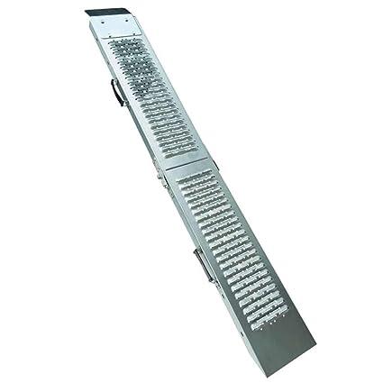 Werkapro 10472 - Rampa de Carga Plegable (160 cm, 22,5 cm ...
