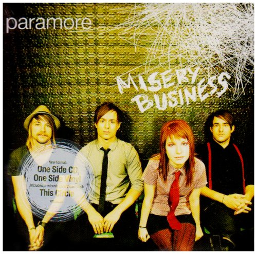 Misery business — paramore | last. Fm.