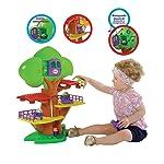 Brinquedo Educativo Brinkadeira na Arvore, Dismat, MK278, Multicor