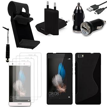 VCOMP Huawei P8lite/ P8Lite ALE: Amazon.es: Electrónica