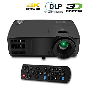 Proyectores para vprawls inalámbrica Full HD película proyector ...