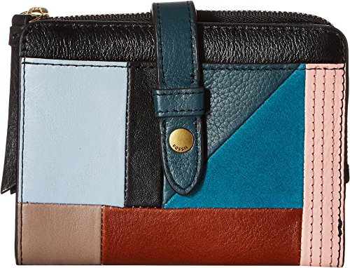 Fossil Fiona Tab Multifunction Patchwork