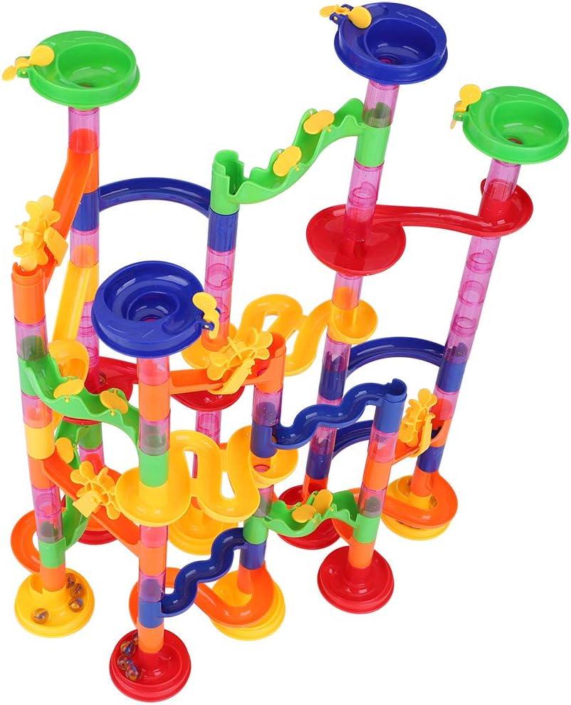 kreatives Labyrinth-B/älle Zerodis Marmor-Laufspielzeug Lernspielzeug f/ür Kinder Schienenbl/öcke