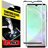 [2-Pack] 3D Full Coverage Tempered Glass Screen Protector for Huawei P30 Pro (Ultra Clear)