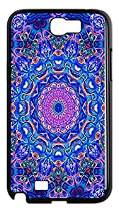 Karipa:Amazing Mandala case,Bohemiacase for Samsung Galaxy Note 2 N7100.