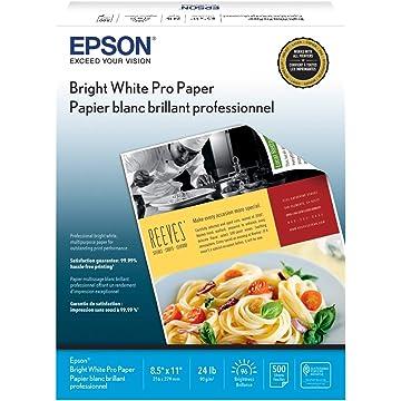 Epson's Bright White Pro