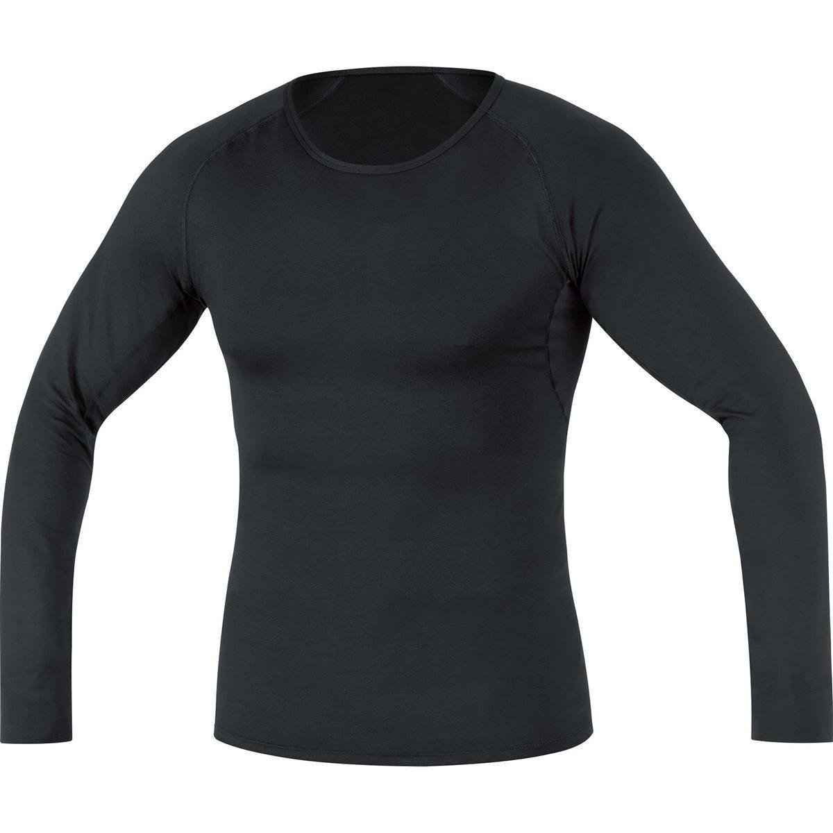 Gore Running Wear UETSLM Gore Running Wear, Maglia Uomo a Maniche Lunghe, Biancheria Intima, Termica, Gore Selected Fabrics, Essential Bl Thermo Long UETSLM0100