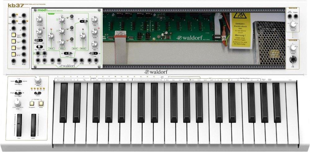 WALDORF KB37 - Teclado sintetizador: Amazon.es: Instrumentos ...