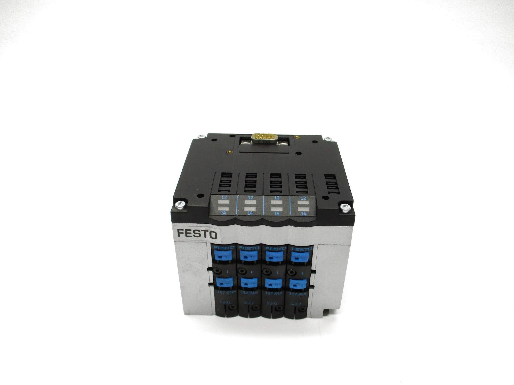 FESTO CPV14-VI-10P-14-4C-MP-R-Z-4I+U NSNP