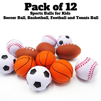 Amazon Dazzling Toys Set Of 40 Sports Balls For Kids Soccer Stunning Decorate Your Own Soccer Ball