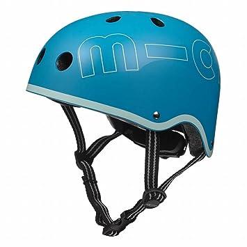 Micro, Casco Aqua para Patinete/Bicicleta (Mediano): Amazon ...