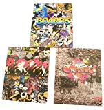 Unison Contemporary Image 3 Folder Set ~ Boards, Rock, Graffiti