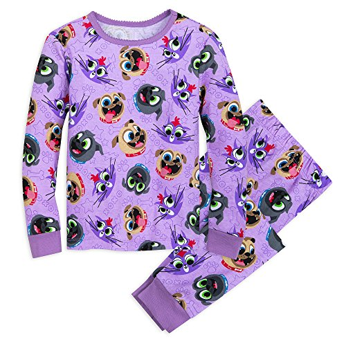 - Disney Puppy Dog Pals PJ PALS for Girls Size 5 Multi