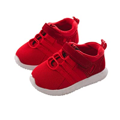 Baby Shoes,Binmer Kid Child First Walkers Sport Running Sneaker Mesh Shoes