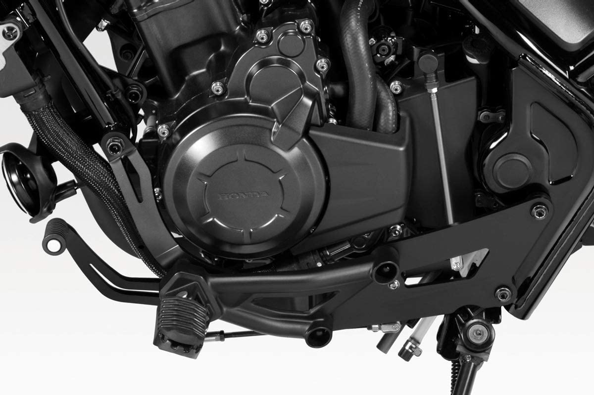 Original Control Repositioning Kit CMX500 Rebel 2017//20 DPM Race - 100/% Made in Italy Minuteria Included S-0796 De Pretto Moto Accessories - Footrest Pedals