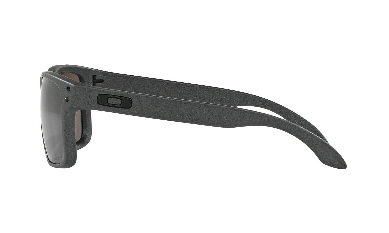 c9c177fca2b Oakley Holbrook Sunglasses (Steel Grey Frame Prizm Daily Polarized Lens ( OO9102-B5))
