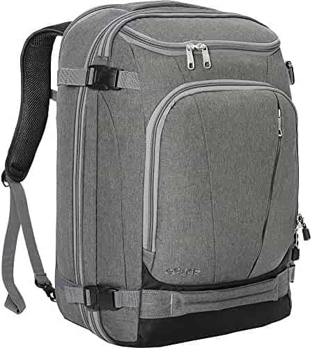 eBags TLS Mother Lode Weekender Convertible Carry-On Travel Backpack - Fits 19