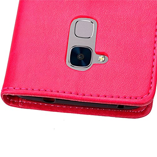Huawei Honor 5C Hülle,Huawei Honor 5C Case,Huawei Honor 5C Cover,Schutzhülle für Huawei Honor 5C Leder Wallet Tasche Brieftasche PU Schutz Etui Schale,EMAXELERS Huawei Honor 5C Hülle Leder Flip Case,B Butterfly 1