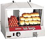 Star 35SSC Classic Steampro Jr Hot Dog Steamer with Bun Warmer