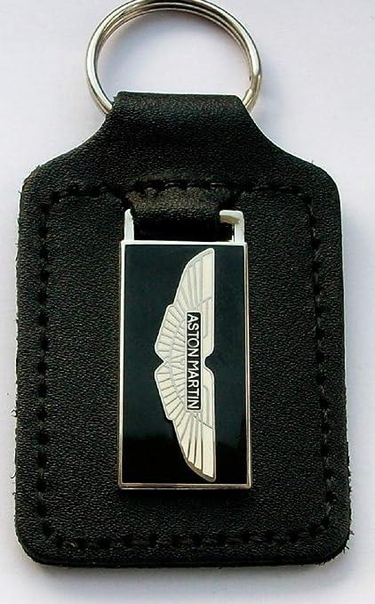 Desconocido Aston Martin - Llavero de Piel esmaltada: Amazon ...