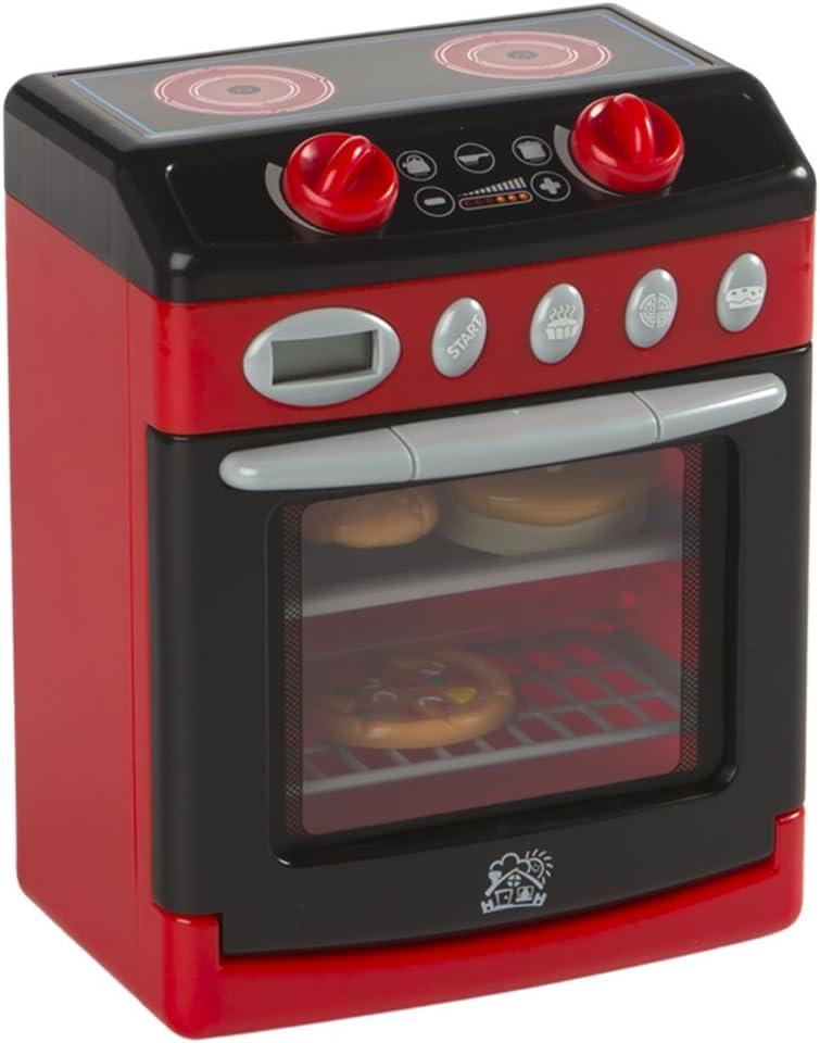 Color Baby - Chef horno eléctrico multifunciones (42046): Amazon ...