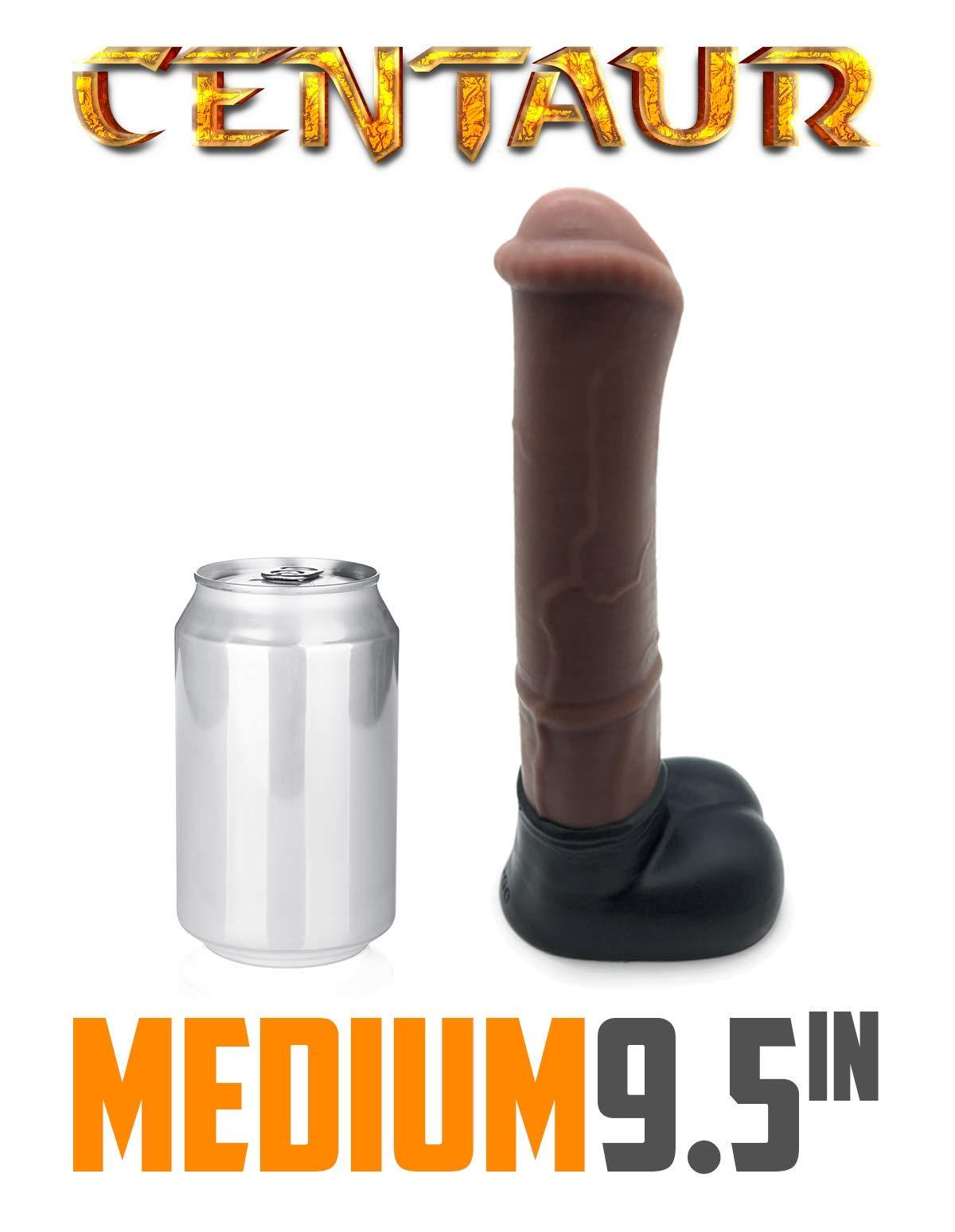 Centaur - Medium 9.5'' Dildo (Man/Horse)