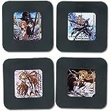 Sword Art Online Set 3 Coasters